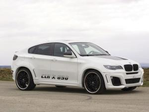BMW CLR X 650 GT by Lumma Design 2009 года
